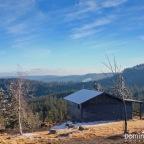 Kurz vor dem Schnee – unterwegs auf der Hornisgrinde
