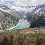 Wanderung zur Olperer Hütte im Zillertal